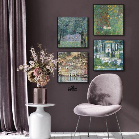 Gustav Klimt Set