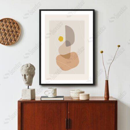 Abstract Shapes Series No1