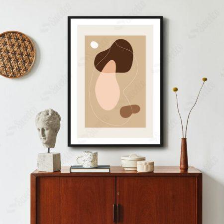 Abstract Shapes Series No6