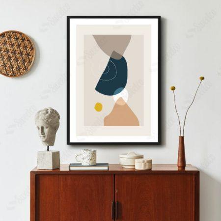 Abstract Shapes Series No5