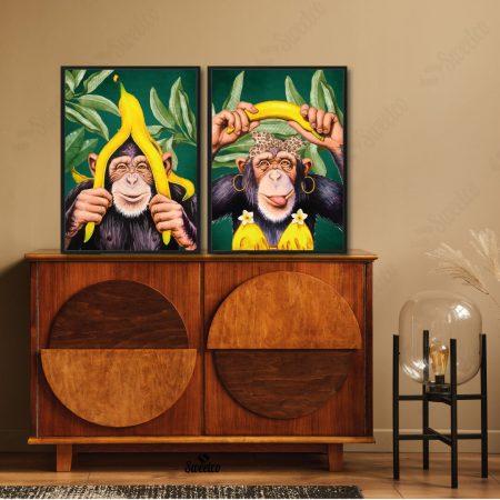 Monkey Love Set